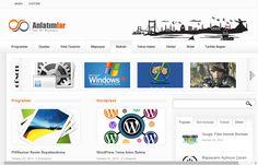 http://www.anlatimlar.com/  Güncel İçerikli Program Anlatımları, Oyun Anlatımları , Bilgisayar Çözümleri ve Ücretsiz Logo'dan Oluşan Geniş İçerikli Teknoloji Sitesi