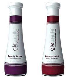 Nestle Glowelle Anti-Aging Drinks #antiaging trendhunter.com