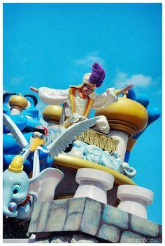 Prince Ali ~ Celebrate A Dream Come True Parade