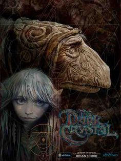 Pinner: The Dark Crystal, a childhood fave  Me: How was this ever produced???