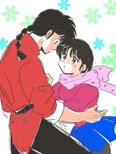 Ranma & Akane by いずみ