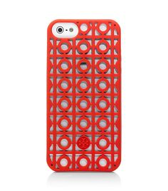 Kelsey Perforated Phone Case For iPhone 5