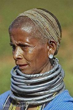 Collares de la India.