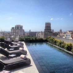 30 Incredible Rooftops You Should Be Lounging On RightNow..Well I've been to one... its a start