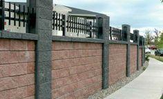 Concrete Fence Product - AB Fence