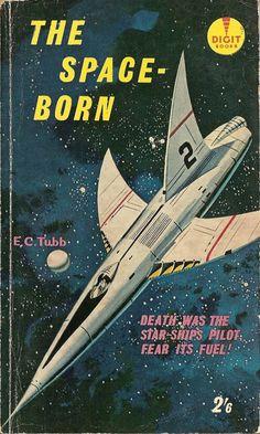 Adventures in Science Fiction Cover Art: Space Elephants! Science Fiction Magazines, Science Fiction Art, Pulp Fiction, Fantasy Books, Sci Fi Fantasy, Book Cover Art, Book Covers, Retro Rocket, Classic Sci Fi