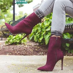 Aldo Back Lace up Booties