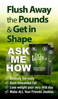 Naturally, detox, flush away pounds and get in shape.  With Total life Changes it is Guaranteed.