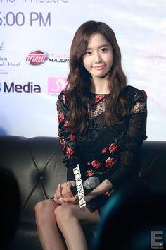 #Yoona#윤아 #ユナ #SNSD#少女時代 #소녀시대 #GirlsGeneration 140726 PPTV Prime Minister & I Press Conference Yoonyul.com Egg