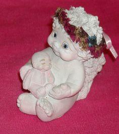 Dreamsicles Angel Cherub Baby Doll  Figurine