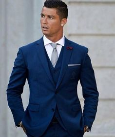 Dapper Look With Classy Haircut
