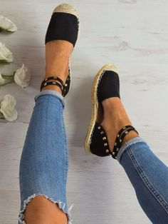 Shop ladies shoes and footwear online today and find new on trend boots ,trainers , heels and flats to fall in love with . All the latest fashionable shoes and footwear to accessorise your new outfits. Cute Shoes, Me Too Shoes, Dressy Shoes, Moda Boho, Mode Inspiration, Summer Shoes, Womens Flats, Ankle Strap, Shoe Boots