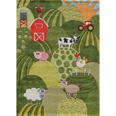 Super cute for a farm theme.