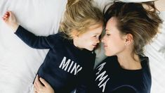 Atelier/Child founder Jessica Baird Walsh and The Grace Tales founder Georgie Abay have launched a collection of MAMA & MINI sweaters for mother and child, Last Minute, Mother And Child, Product Launch, Children, Day, Gifts, Bump, Image, Collection
