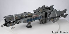 Halo: Reach UNSC FFG-371 Savannah