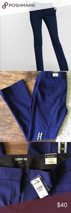 Express Columnist Dress Pants NWT, Express Columnist Dress Pants Barely Boot - Size 10 Express Pants Trousers