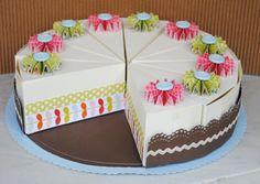 idea for a paper cake