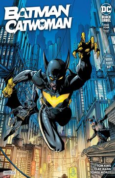 BATMAN CATWOMAN #4 (OF 12) CVR B JIM LEE & SCOTT WILLIAMS VAR (MR)
