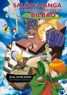 Salón del manga y cultura japonesa de Bilbao