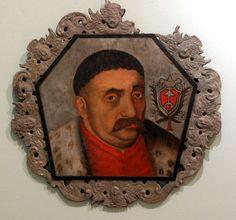 Portret trumienny szlachcica herbu Odrowąż, poł. XVII w.