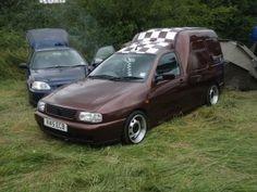 Seat Inca, Caddy Van, Volkswagen Caddy, Van Car, Custom Cars, Cars And Motorcycles, Vans, Trucks, Derby