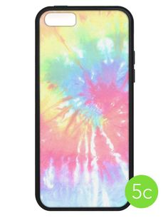 Rainbow Love iPhone 5c Case