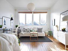 Comment aménager un petit appartement