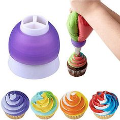 Icing Piping Nozzles Brush Stainless Steel Small Mouth Kitchen Cleaning Tool Z