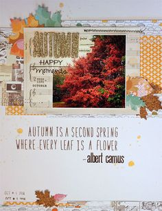 Autumn by Sockergrynet at @studio_calico
