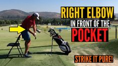 Ben Hogan Golf Swing, Golf Downswing, Golf Instruction, Golf Exercises, Golf Stuff, Golf Lessons, Golf Fashion, Drills, Golf Tips