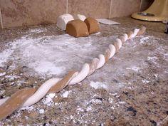 How-to Make Fondant Look Like Wood :: www.howtobaker.com