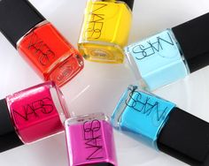 WANT: thakoon for NARS nail polish collection