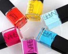 WANT: thakoon for NARS nail polish collection