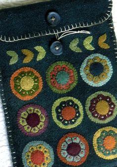 Blossoms--download PDF pattern – Black Mountain Needleworks