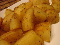 Ziemniaki pieczone w musztardzie i miodzie