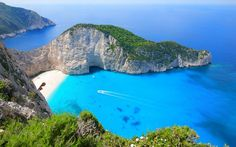 How to Travel to the Greek Islands-via Travel + Leisure