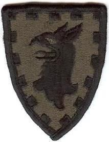 WorldMilitary - 15 Military Police Brigade Patch. US Army