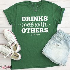 Shirt of the week! #irish Order now to guarantee arrival before St. Patty's Day! Click shirt to order #stpatricksday  #stpaddysday #stpatricks