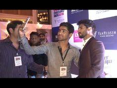 Shahid Kapoor at GQ Best Dressed Men Awards 2016.