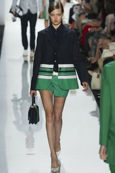 No one does separates like Michael Kors! Spring 2013 #nyfw @MichaelKors