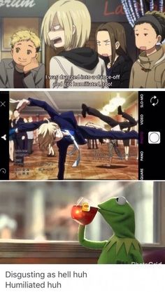 Yurio, you is a LIAR!!!