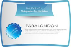 Paralondon studio in london provides a better choice for photograpahers and film makers.