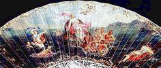 Веера эпохи барокко - Лавка древностей
