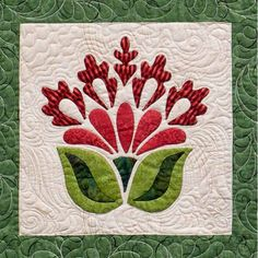 Nature Inspired Block of the Month Pattern Set
