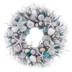 "Captiva 22"" Wreath"