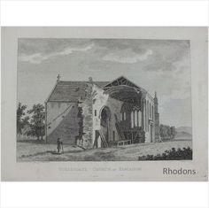 Collegiate Church At Hamilton Scotland