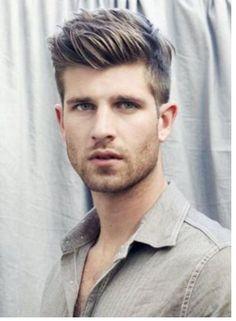 Yakışıklı Erkek Kısa Saç Modelleri