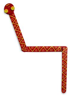 (Art Projects for Kids: 1st grade) Popsicle Stick Snake