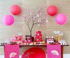 kokeshi poupée japonaise: décoration pour une ambiance de mariage asiatique/zen - Tendance Boutik