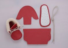 DIY Baby Shoes | Little Gatherer                                                                                                                                                                                 Mehr
